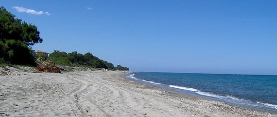 Moriani-Plage-strand