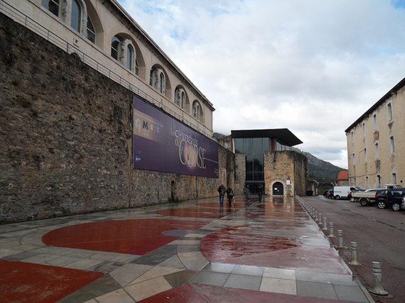 Musee-de-la-Corse-in-Corte