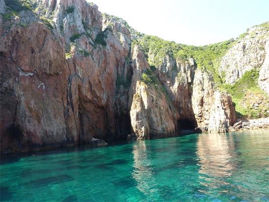 Natuurreservaat-Scandola-water-kust