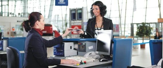 Paspoort-controle