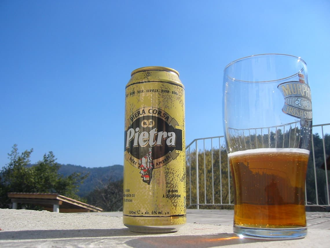 Pietra-Corsicaans-bier