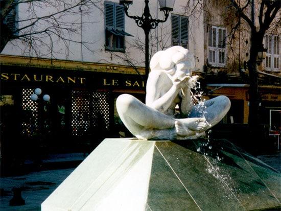 Place-du-Marche-fontein