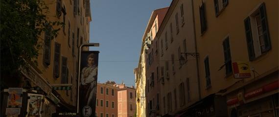Rue-Bonaparte-Ajaccio