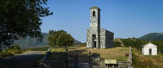 San-Michel-de-Murato-afstand