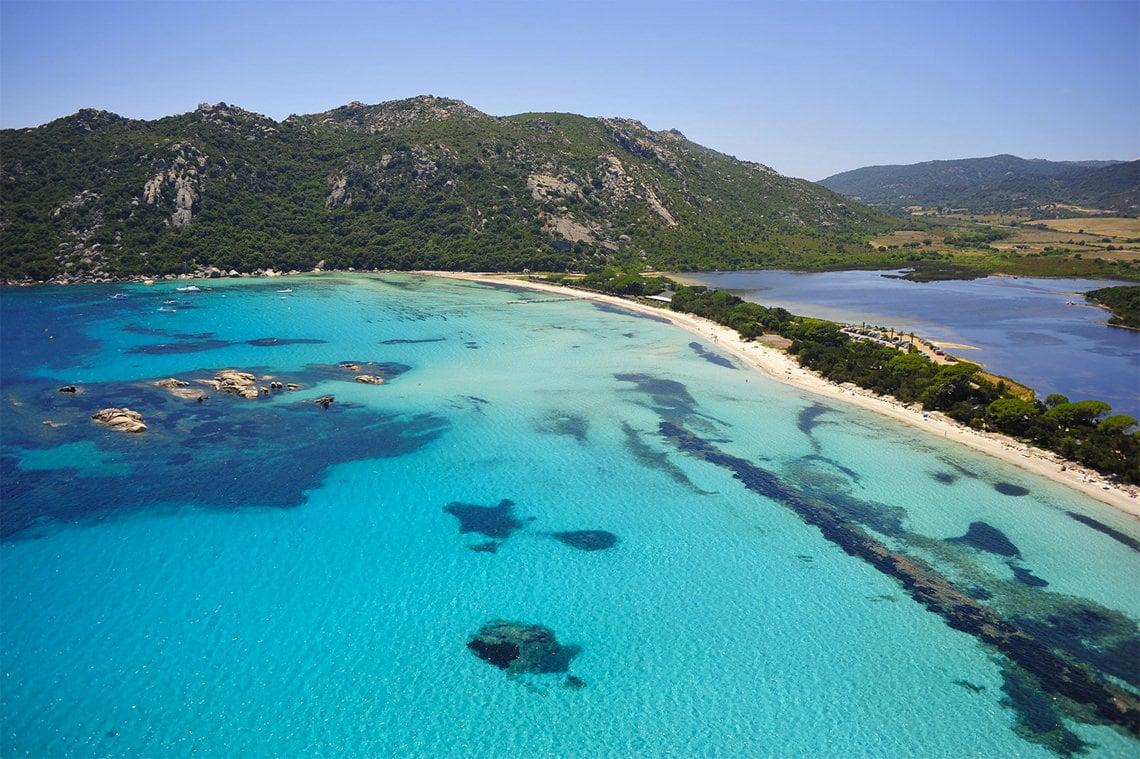 Santa-Giulia-strand-Corsica
