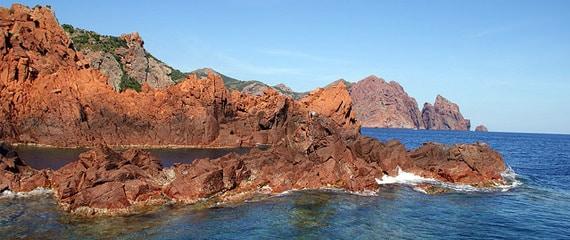 Scandola-Natuurreservaat-op-Corsica