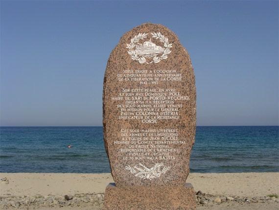 Solaro-monument-ter-herdenking-van-de-bevrijding-van-Corsica-in-1943