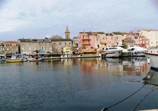 St-Florent-met-haven