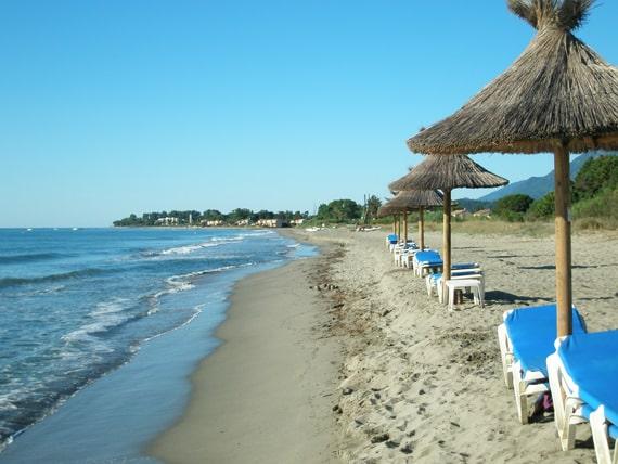 Strand-bij-Folelli