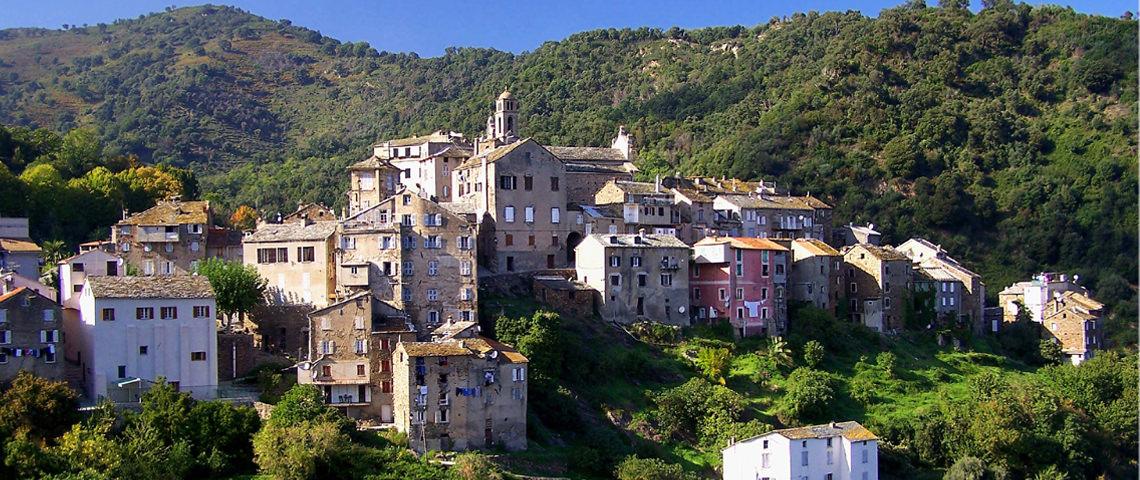 Vescovato-dorp