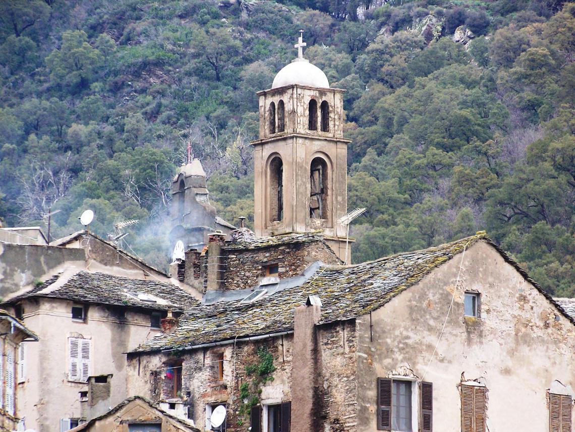 Vescovato-kerk