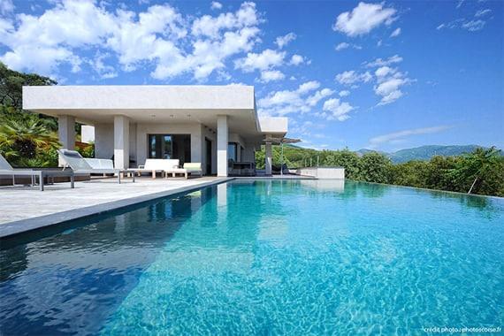 Een villa op corsica voor luxe comfort en genot for Luxe villa met zwembad