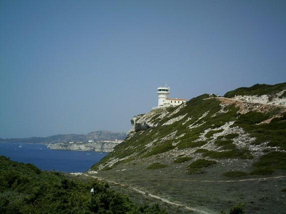 Vuurtoren-Capo-Pertusato-Bonifacio-Corsica
