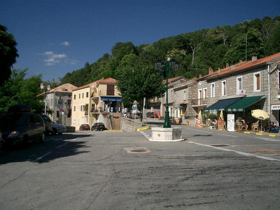 Zonza-straat